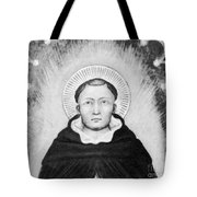 Thomas Aquinas, Italian Philosopher Tote Bag by Science Source