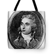 Thomas Boylston Adams Tote Bag