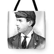 Thomas E. Burke Tote Bag