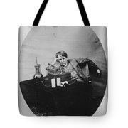 Thomas Edison, American Inventor Tote Bag