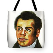 Thomas Freeman Tote Bag