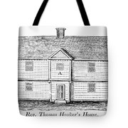 Thomas Hooker (1586-1647) Tote Bag