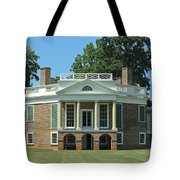 Thomas Jeffersons Poplar Forest Tote Bag