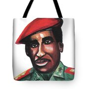 Thomas Sankara Tote Bag
