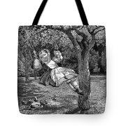 Thomas: The Swing, 1864 Tote Bag