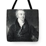 Thomas Young, English Polymath Tote Bag