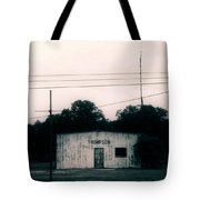 Thompson- La Highway 80 Tote Bag