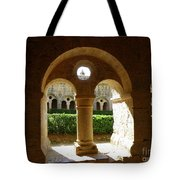 Thoronet Chapter House Tote Bag