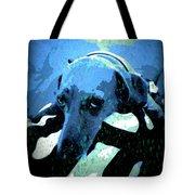 Those Puppy Dog Eyes Tote Bag