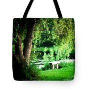 Thoughtful Spot Tote Bag by Trish Hale