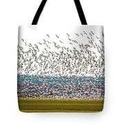 Thousands Tote Bag