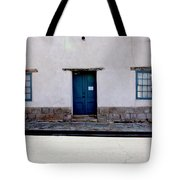 Three Doors And Two Windows Tote Bag