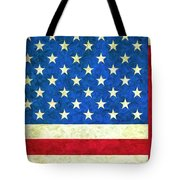 Three Flags Tote Bag