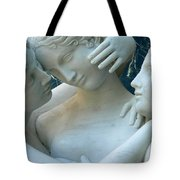 Three Graces Close Tote Bag