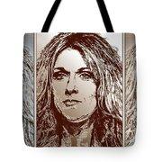 Three Interpretations Of Celine Dion Tote Bag
