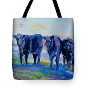 Three Mooges Tote Bag