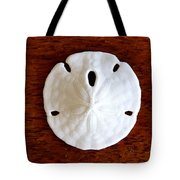 Three Sand Dollars Tote Bag