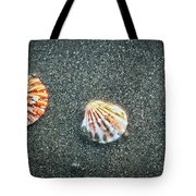 Three Sea Shells Tote Bag