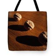 Three Walnuts Photograph Tote Bag