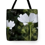 Three Wildflowers Tote Bag