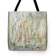 Through A Glass Brightly Tote Bag