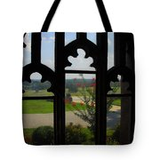Through The Chapel Arches Tote Bag