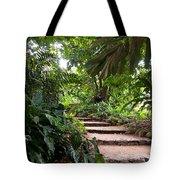 Through The Garden Tote Bag