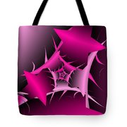 Through The Pain Tote Bag