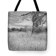 Through The Tall Grasses Tote Bag