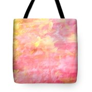 Thru The Breeze Tote Bag