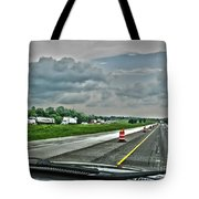 Thunder Road Tote Bag