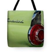 Thunderbird 1 Tote Bag