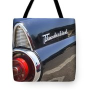 Thunderbird Detail Tote Bag