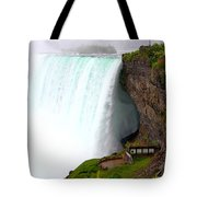 Thundering Force Tote Bag