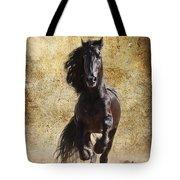 Thundering Stallion Tote Bag