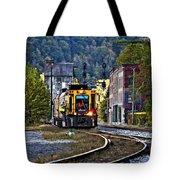 Thurmond Wv Train Tote Bag