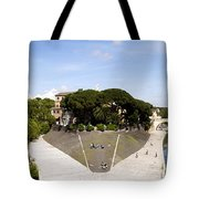 Tiber Island Tote Bag