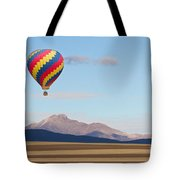 Ticket To Paradise Tote Bag