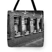 Tickets Tote Bag