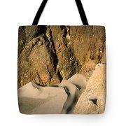 Tide Sculpture Tote Bag