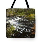 Tidga Creek Falls 1 Tote Bag
