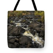 Tidga Creek Falls 3 Tote Bag