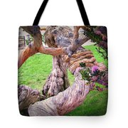 Tied In Knots Tote Bag