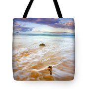 Tied To The Sea Tote Bag