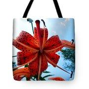 Tigerlily Tote Bag