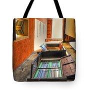 Tight Patio Tote Bag