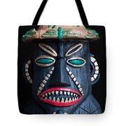 Tiki Mon Tote Bag