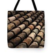 Tile In Dubrovnik Croatia Tote Bag
