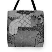 Tiled Fruit Tote Bag