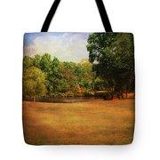 Timbers Pond Tote Bag by Jai Johnson